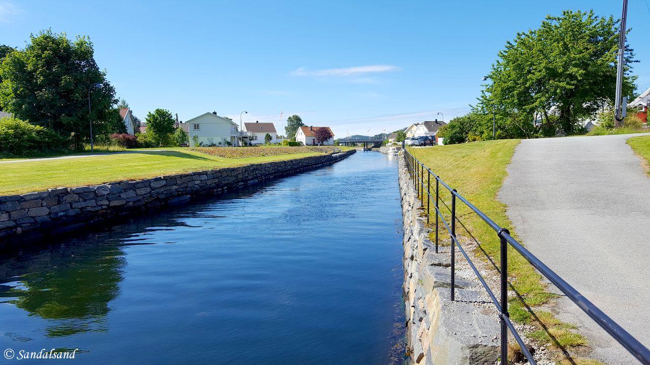 Vest-Agder - Lindesnes - Spangereidkanalen