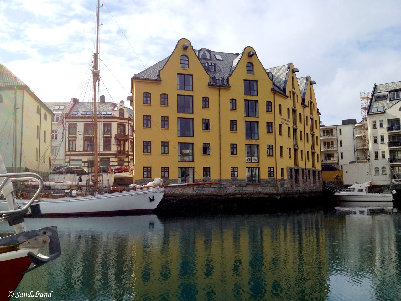 Norway - More og Romsdal - Aalesund