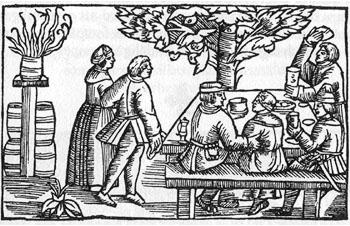 Olaus Magnus, 1555