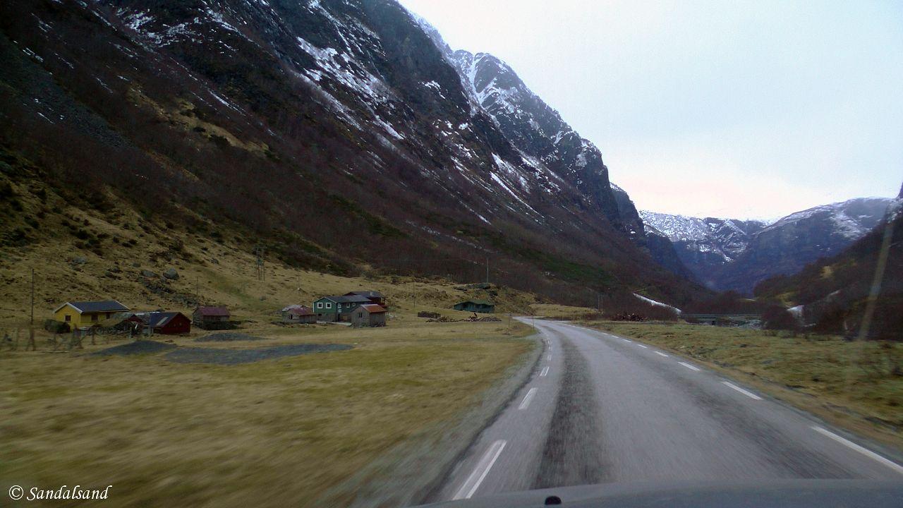 Sogn og Fjordane - Aurland - Undredal