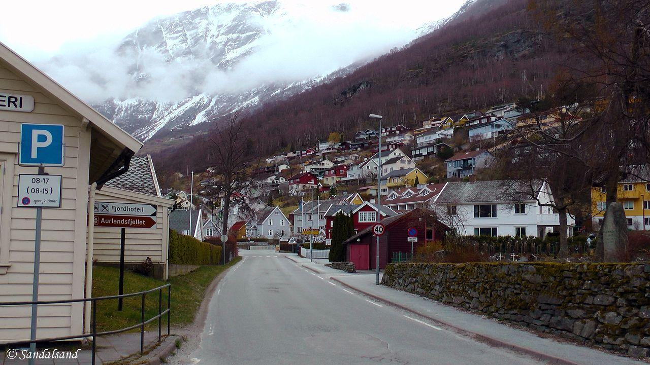 Sogn og Fjordane - Aurland - Vangen