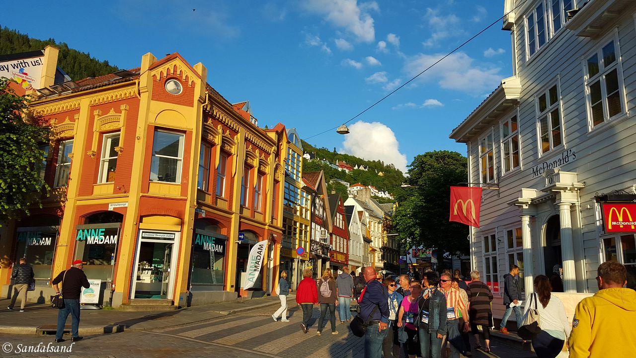 Hordaland - Bergen - Bryggen