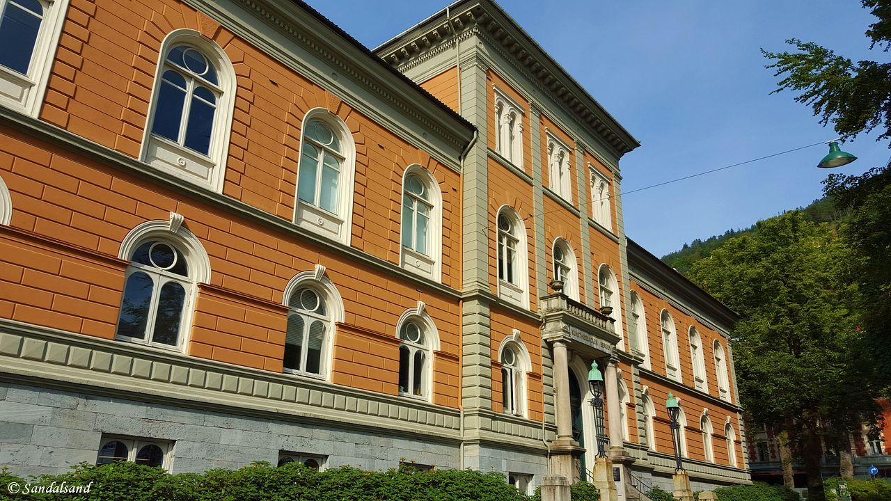 Hordaland - Bergen - Kunst- og designhøgskolen