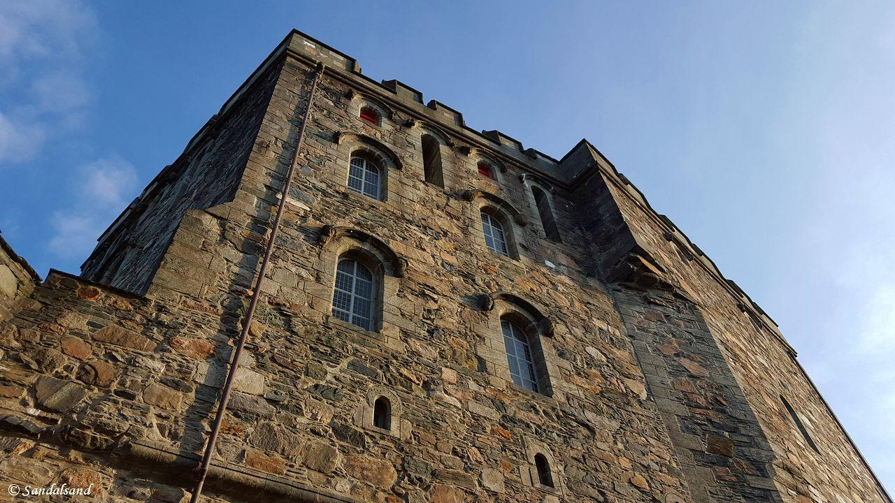 Hordaland - Bergen - Bergenhus festning - Rosenkrantztårnet