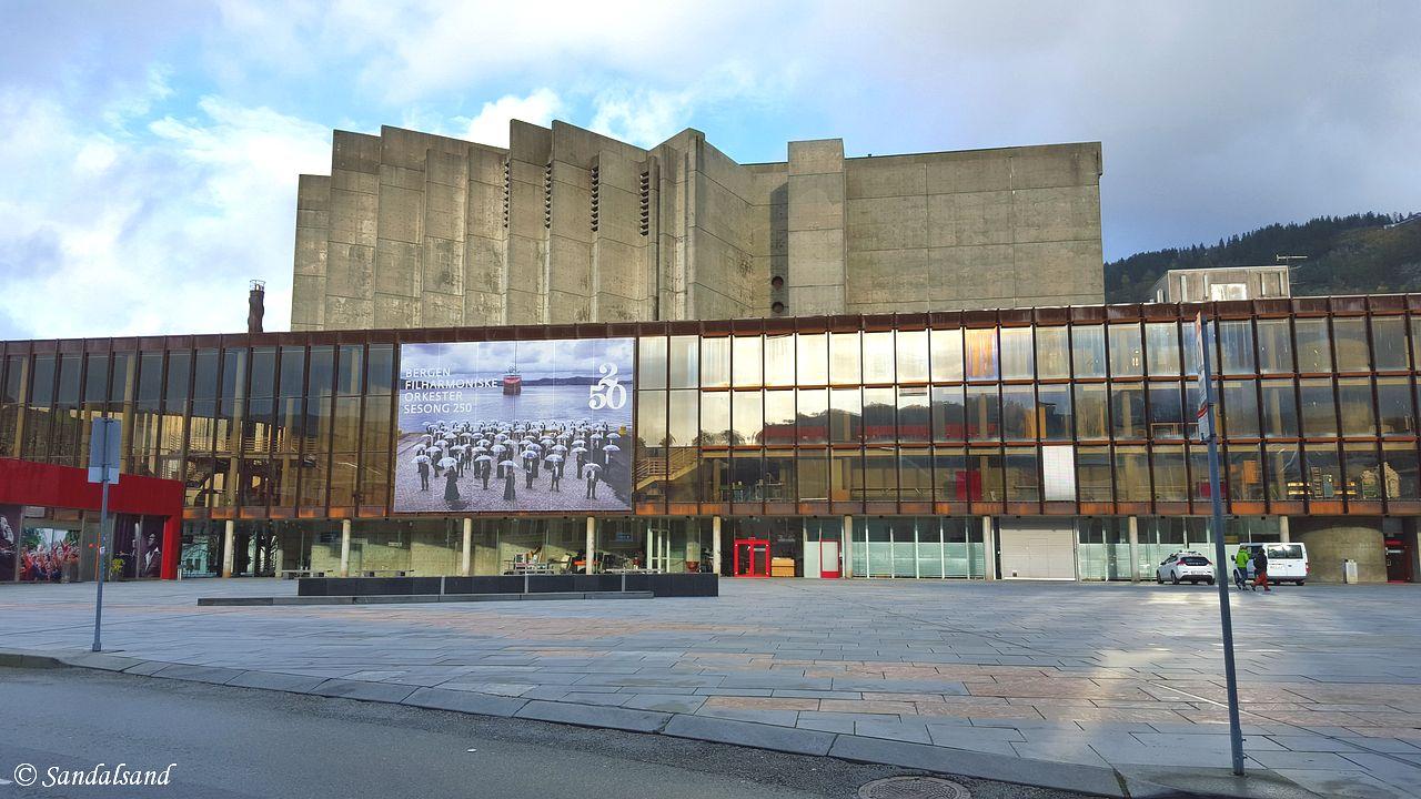 Hordaland - Bergen - Grieghallen
