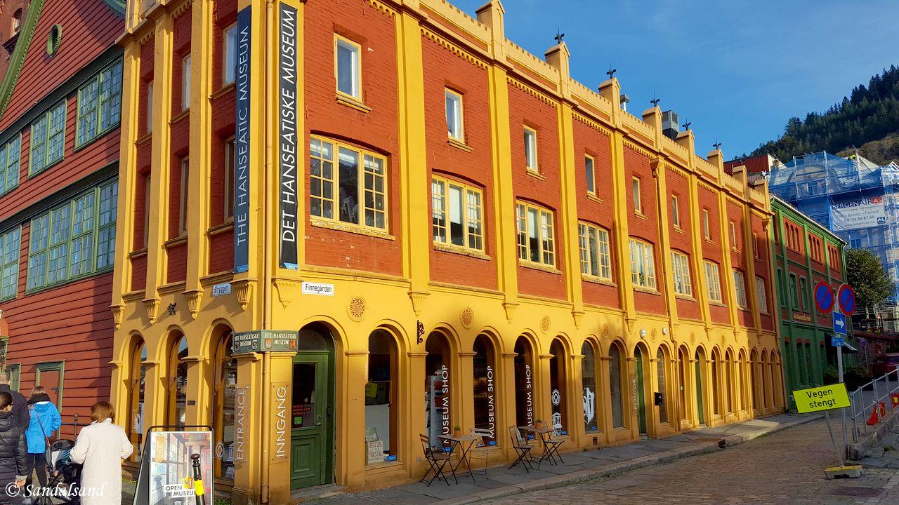 Hordaland - Bergen - Bryggen - Det Hanseatiske Museum