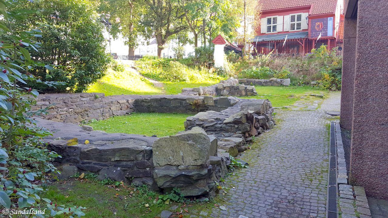 Hordaland - Bergen - Laurentiuskirken (tuft)