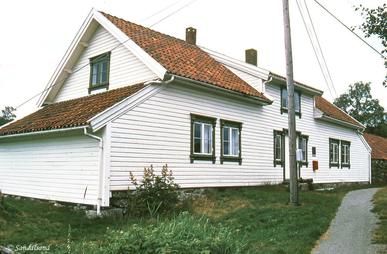 Rogaland - Bjerkreim - Kløgetveit-tunet