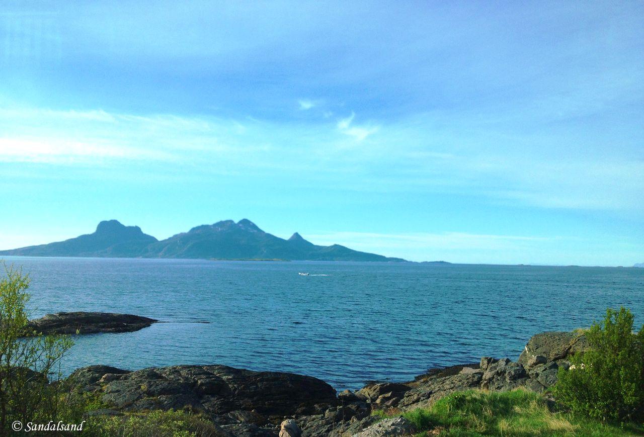 Norway - Nordland - On the way to Kjerringøy - Festvåg