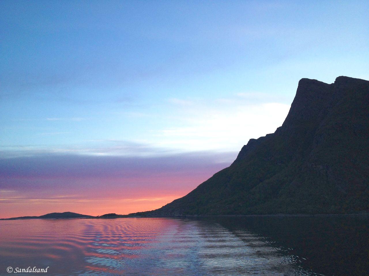 Norway - Nordland - Leaving Kjerringøy