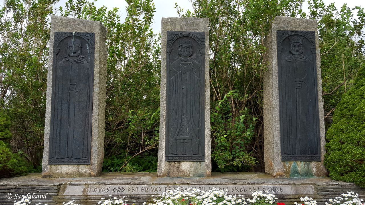Hordaland - Bømlo - Moster gamle steinkirke