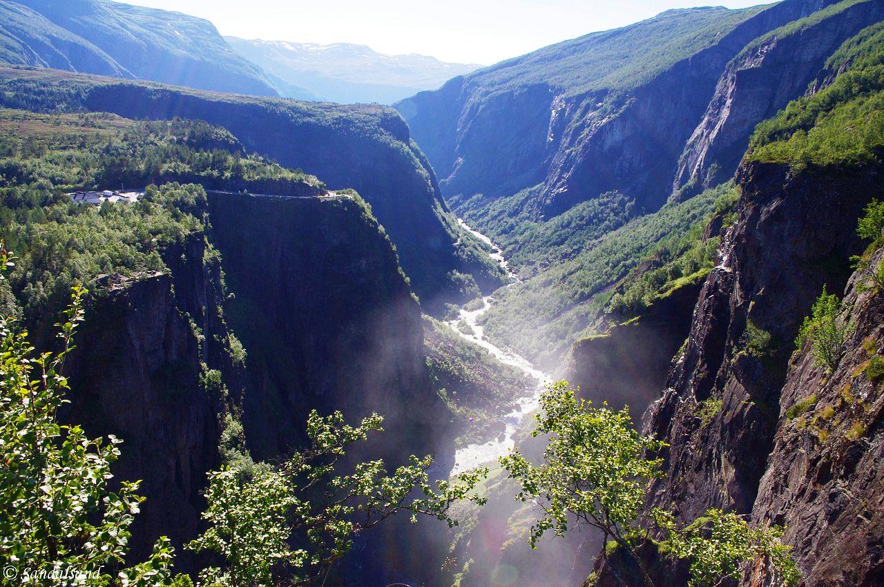 Hordaland - Eidfjord - Vøringsfossen
