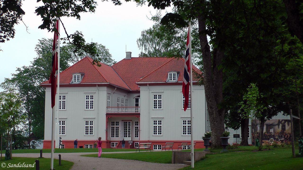 Akershus - Eidsvollsbygningen