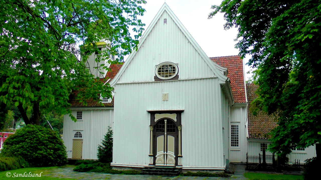 Rogaland - Eigersund - Egersund sentrum