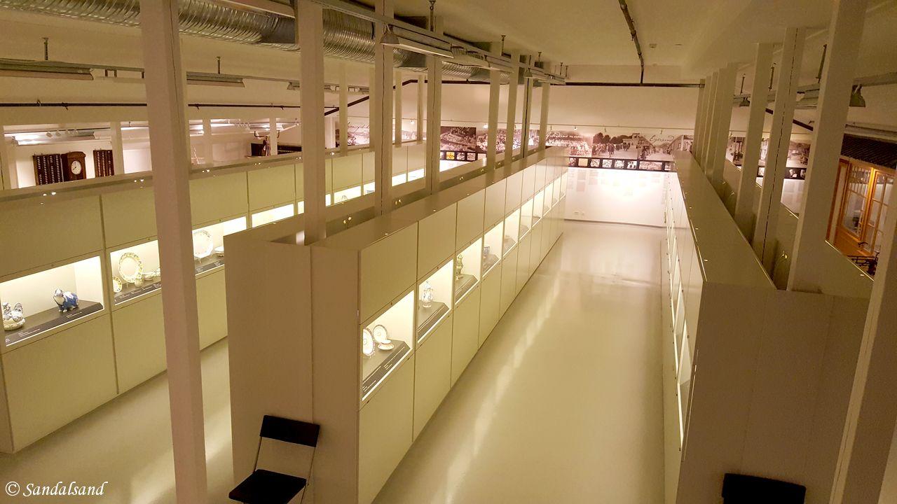 Rogaland - Eigersund - Egersund Fayancemuseum