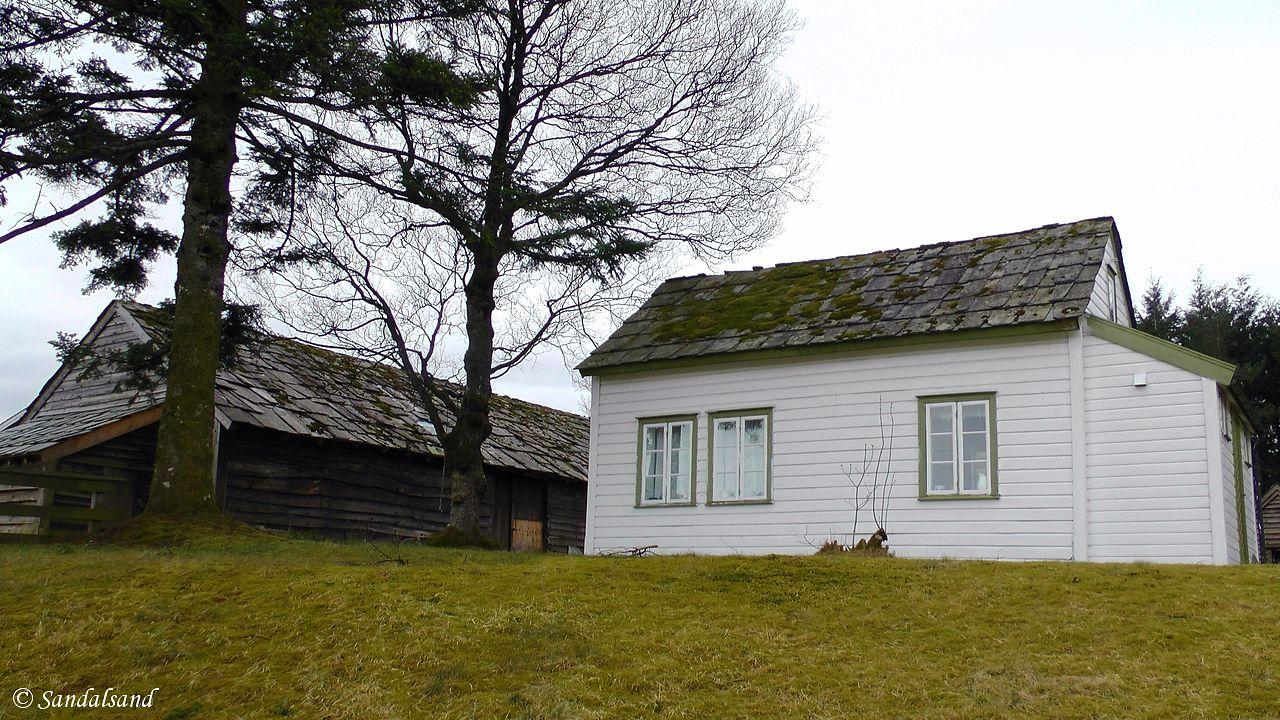 Hordaland - Etne - Sæbøtunet