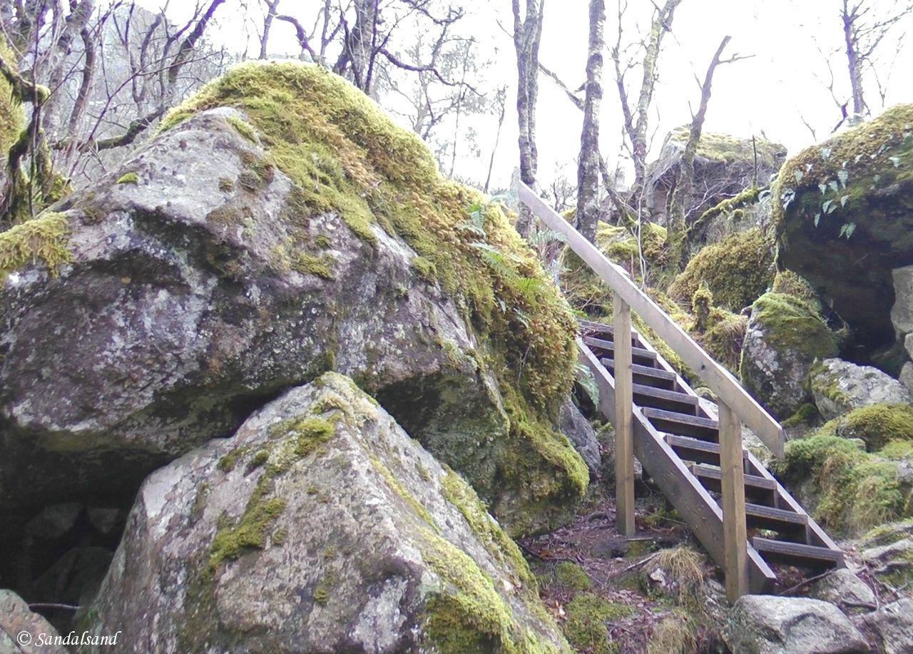 Norway - Rogaland - Gjesdal - Oltedal - Uburhelleren (Uburdhedlaren)