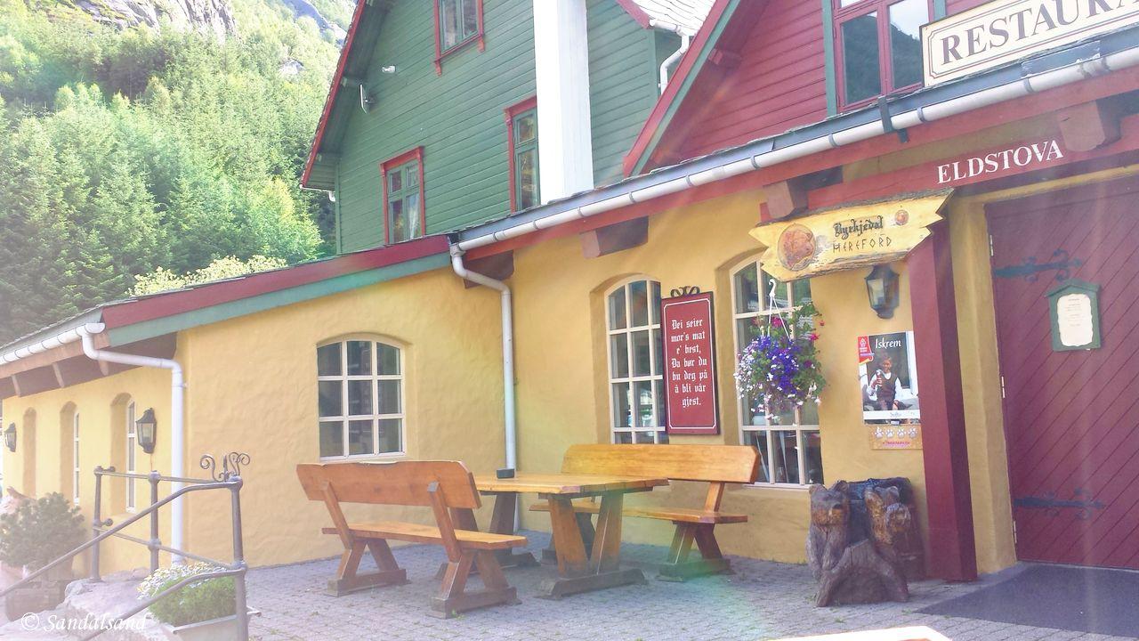 Norway - Rogaland - Gjesdal - Byrkjedalstunet