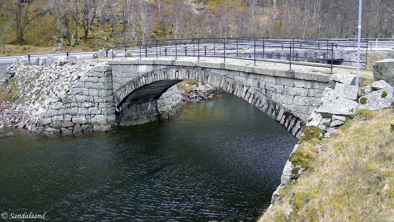 Rogaland - Gjesdal - Rage steinbro