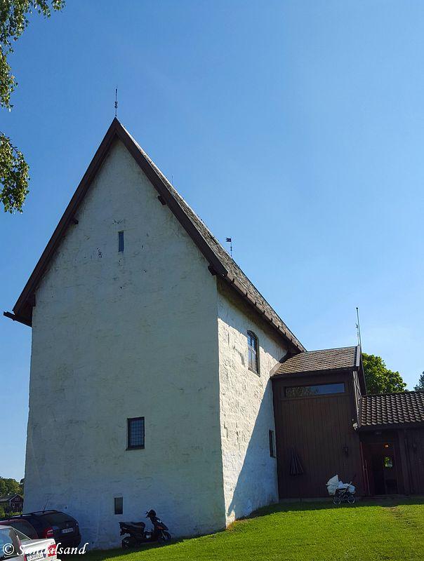 Oppland - Gran - Steinhuset
