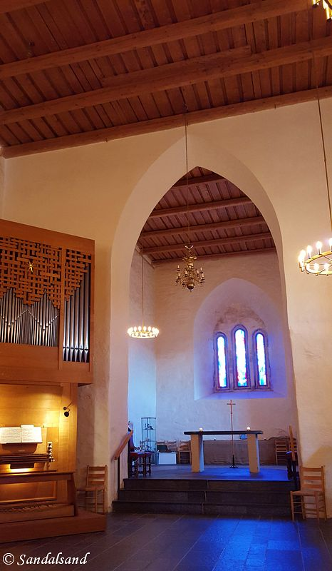 Oppland - Gran - Søsterkirkene - Mariakirken