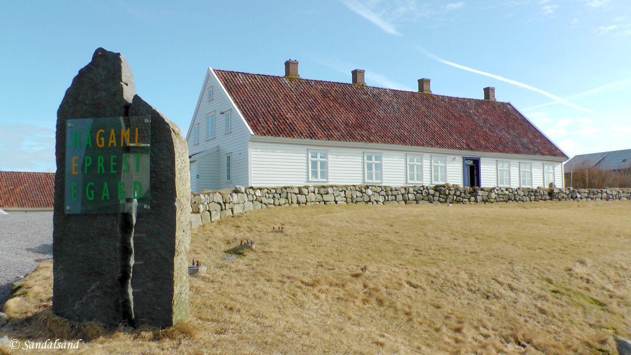 Rogaland - Hå - Hå Gamle Prestegard - Jærkysten