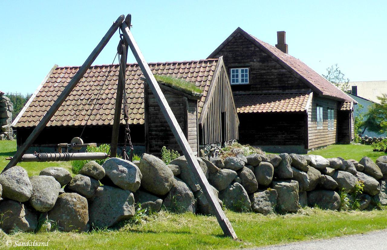 Rogaland - Hå - Grødalandstunet - Jærkysten