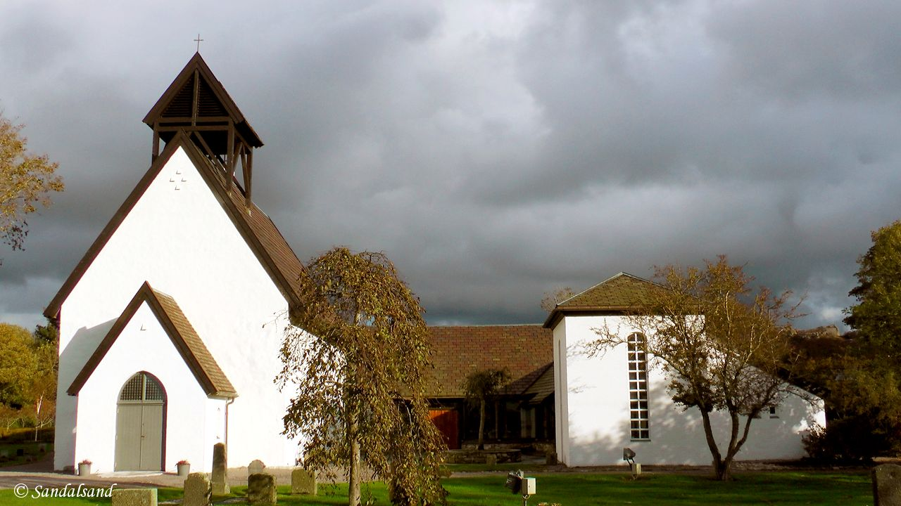 Rogaland - Hå - Ogna kirke