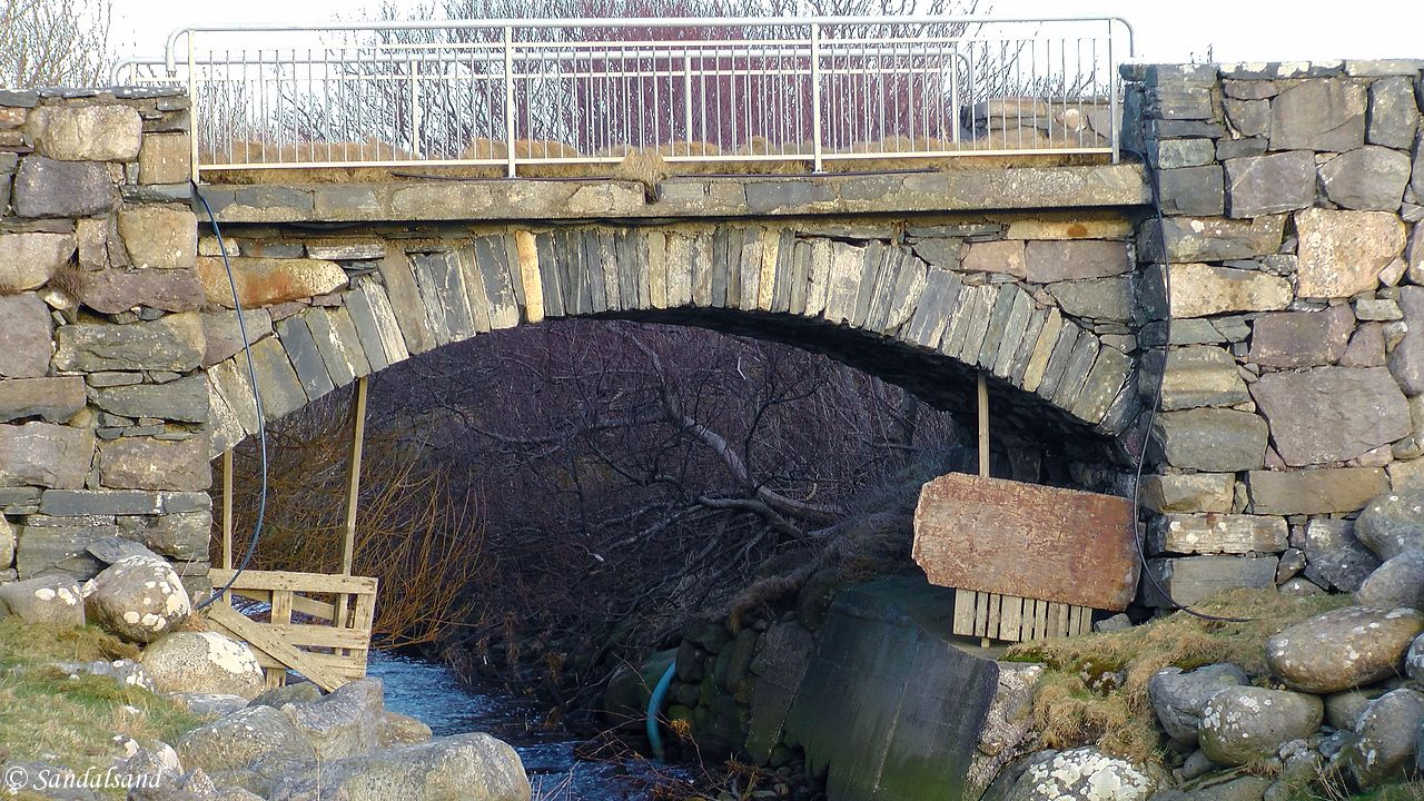 Rogaland - Hå - Hårr steinbro