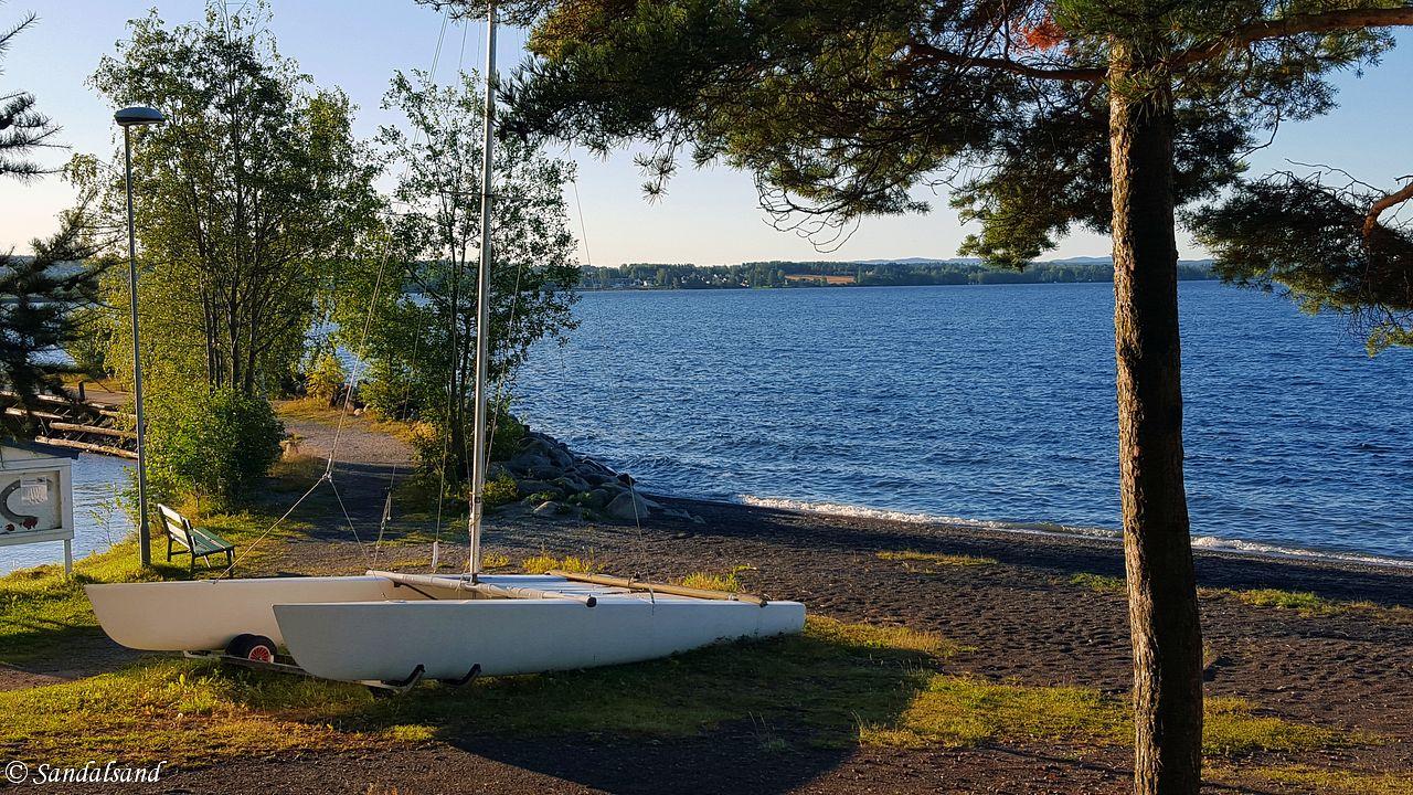 Hedmark - Hamar - Langs Mjøsa