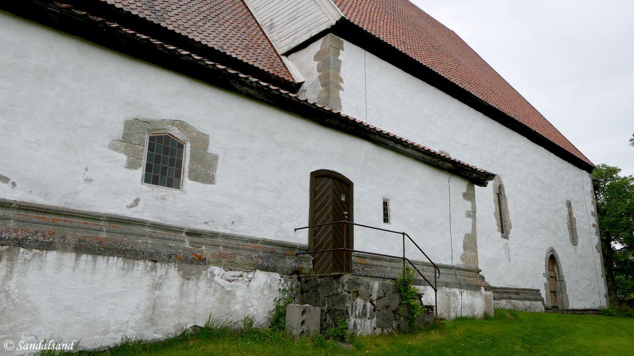 Troms - Harstad - Trondenes - Trondenes steinkirke
