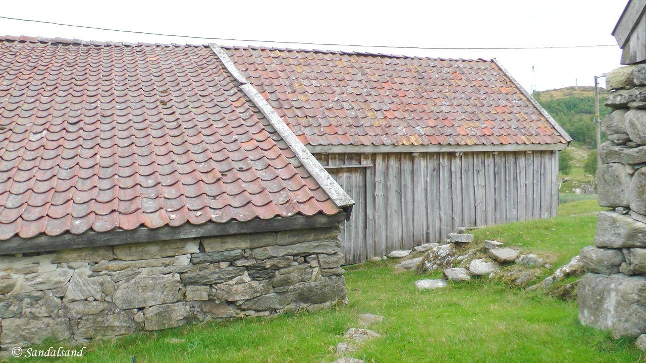 Norway - Rogaland - Haugesund - Ørpetveit gårdstun