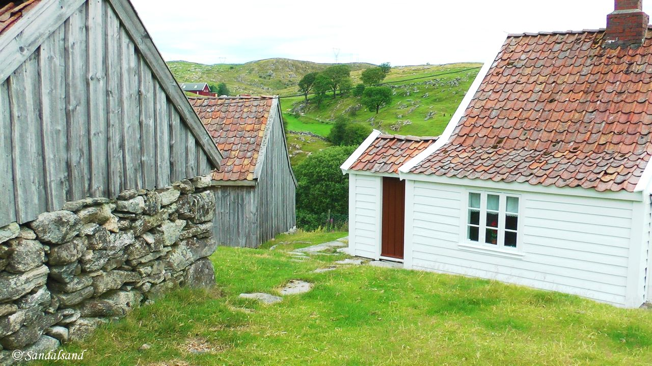Rogaland - Haugesund - Ørpetveit gårdstun