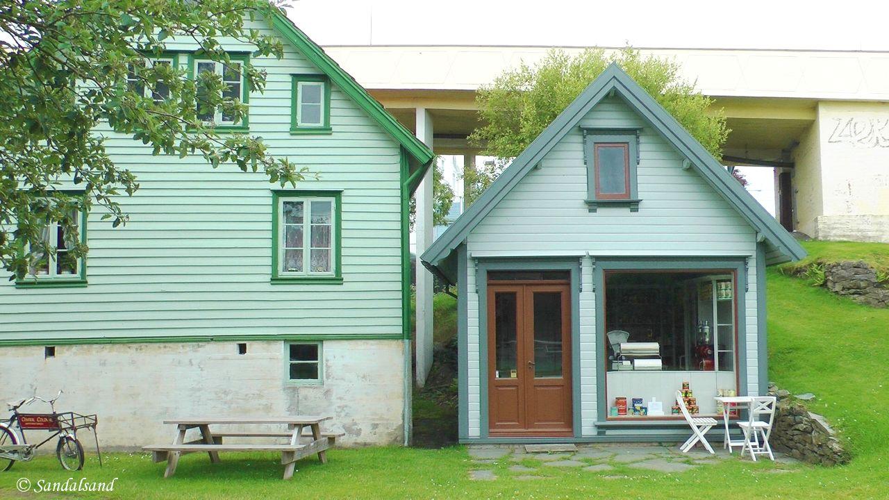 Rogaland - Haugesund - Miljømuseet Dokken