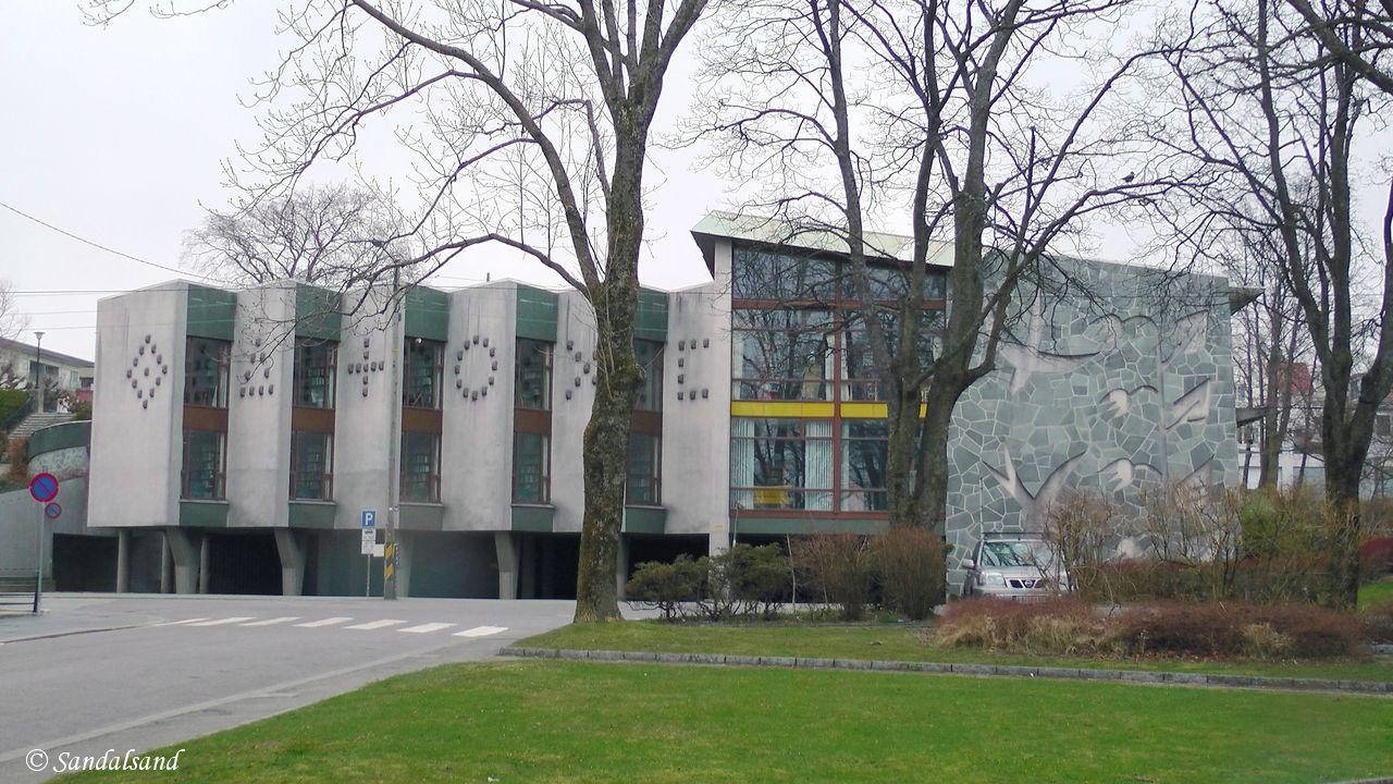 Rogaland - Haugesund - Biblioteket