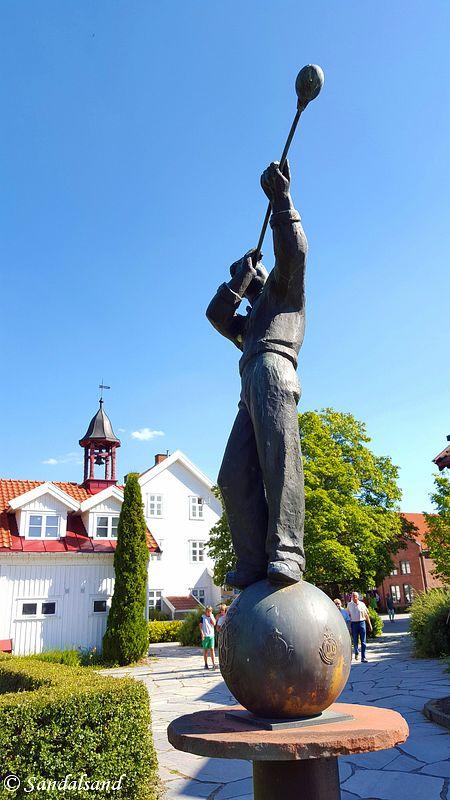Oppland - Jevnaker - Hadeland Glassverk
