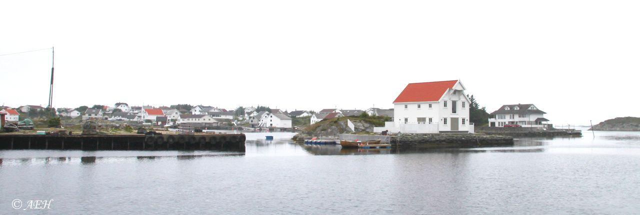 Norway - Rogaland - Karmøy - Veavågen
