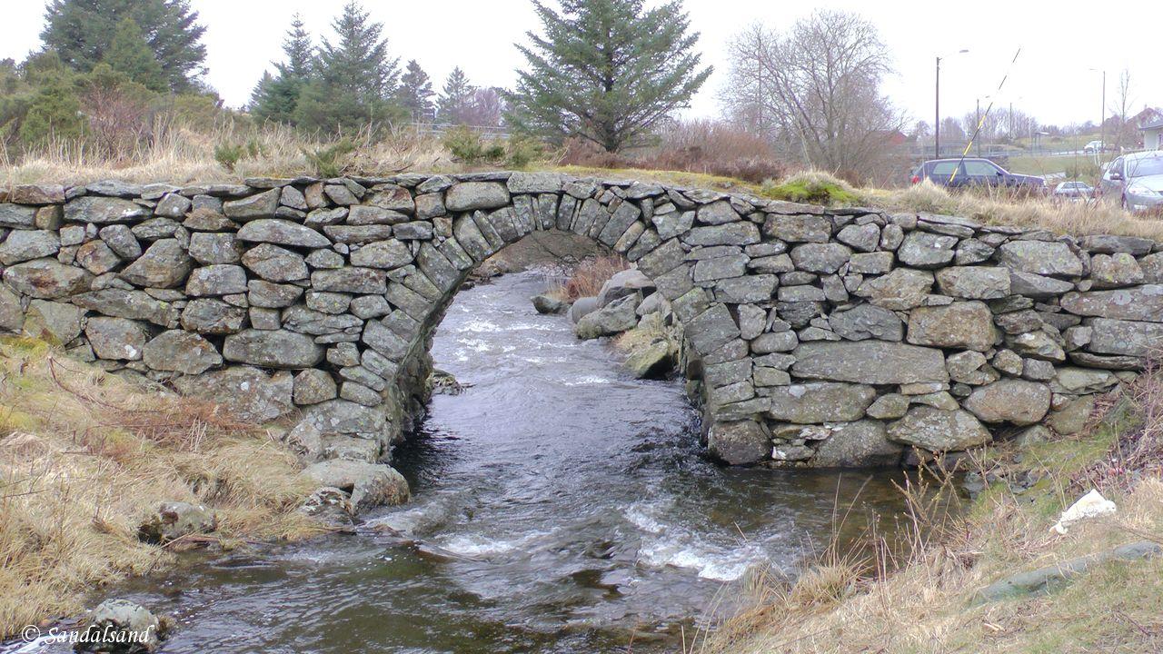 Rogaland - Karmøy - Nedre Brekke steinbro