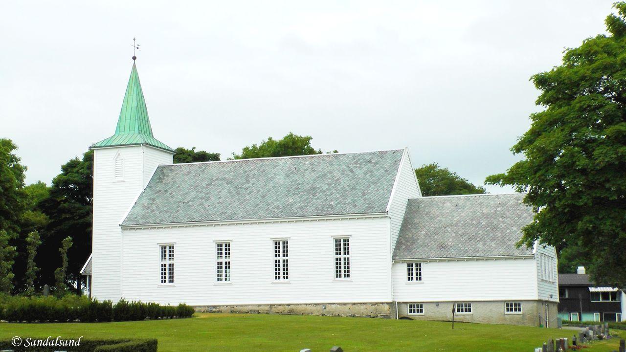 Rogaland - Klepp kirke