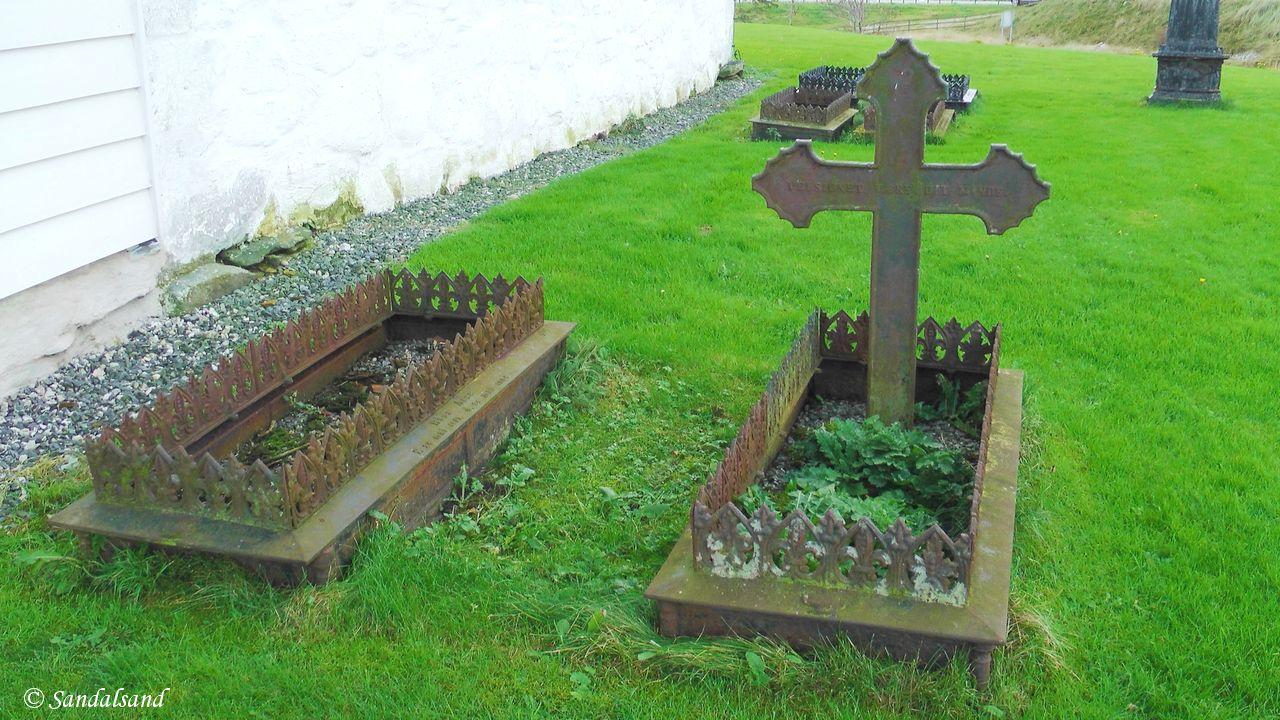 kirkegård er verdal