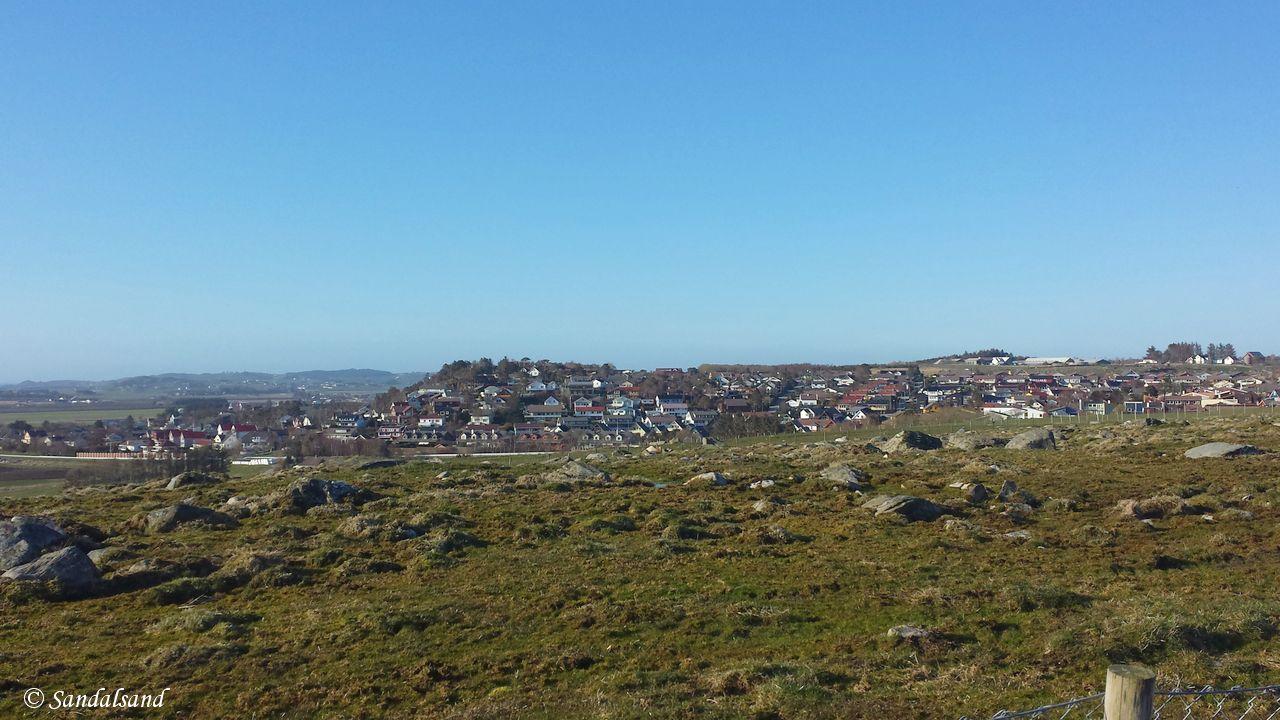 Rogaland - Kleppe - Turveien rundt Kleppelunden