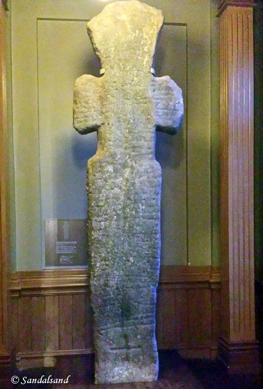 Rogaland - Stavanger - Stavanger Museum - Skulptur - Erling Skjalgsson steinkors