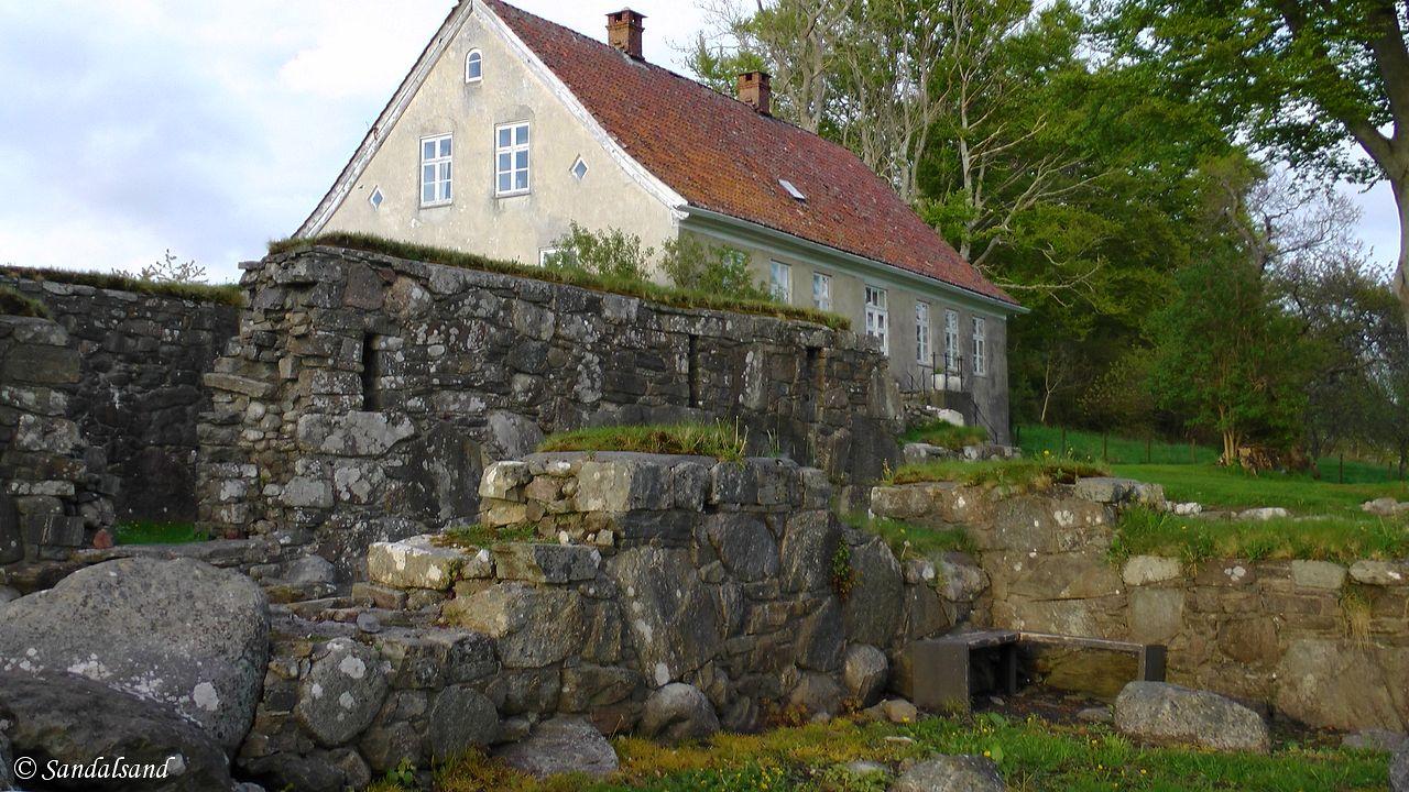 Hordaland - Kvinnherad - Halsnøy Kloster