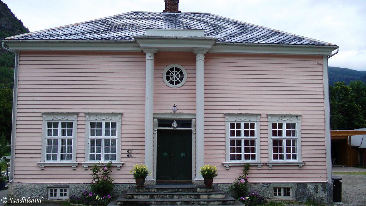 Sogn og Fjordane - Lærdal - Lærdalsøyri
