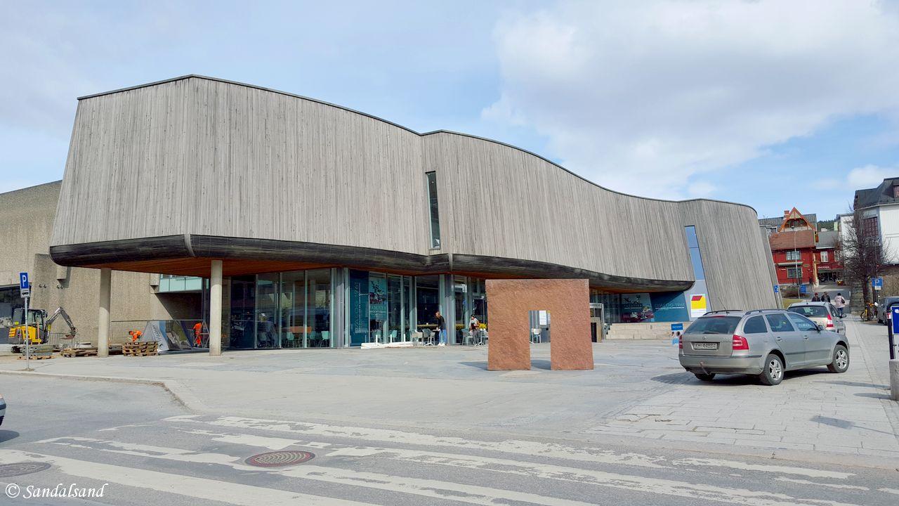 Oppland - Lillehammer - Lillehammer kunstmuseum