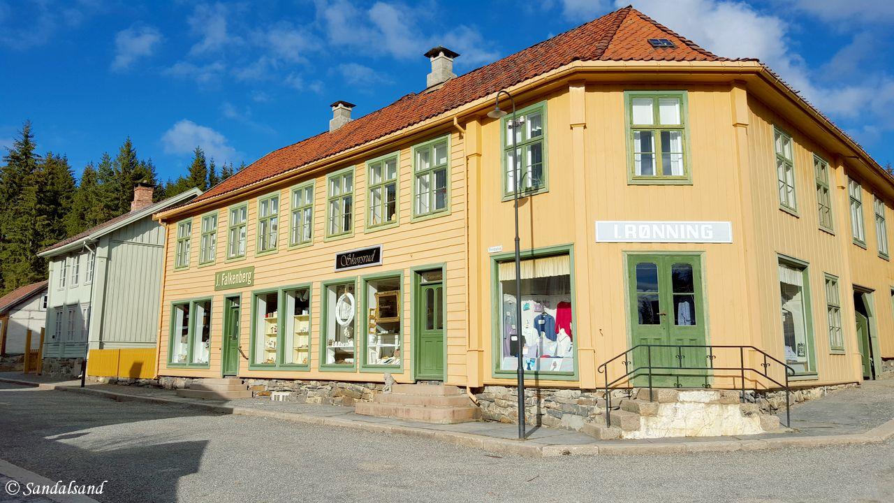 Oppland - Lillehammer - Maihaugen - Byen
