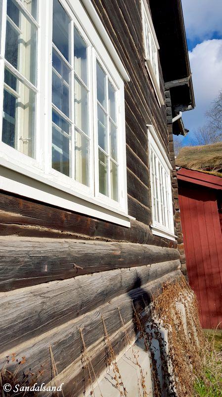 Oppland - Lillehammer - Bjerkebek, Sigrid Undsets hjem