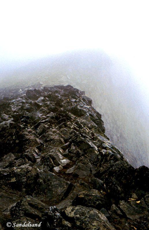 Oppland - Jotunheimen - Opp mot Galdhøpiggen