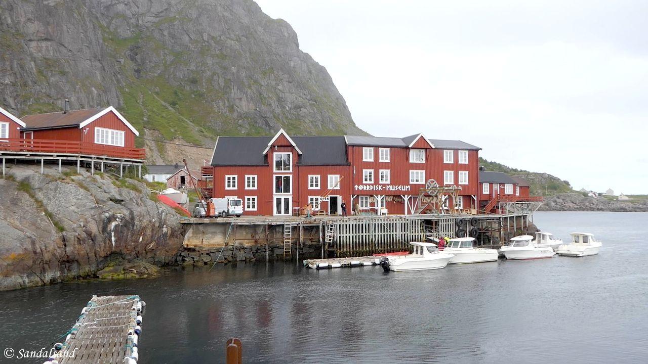 Nordland - Moskenes - Å - Lofoten tørrfiskmuseum