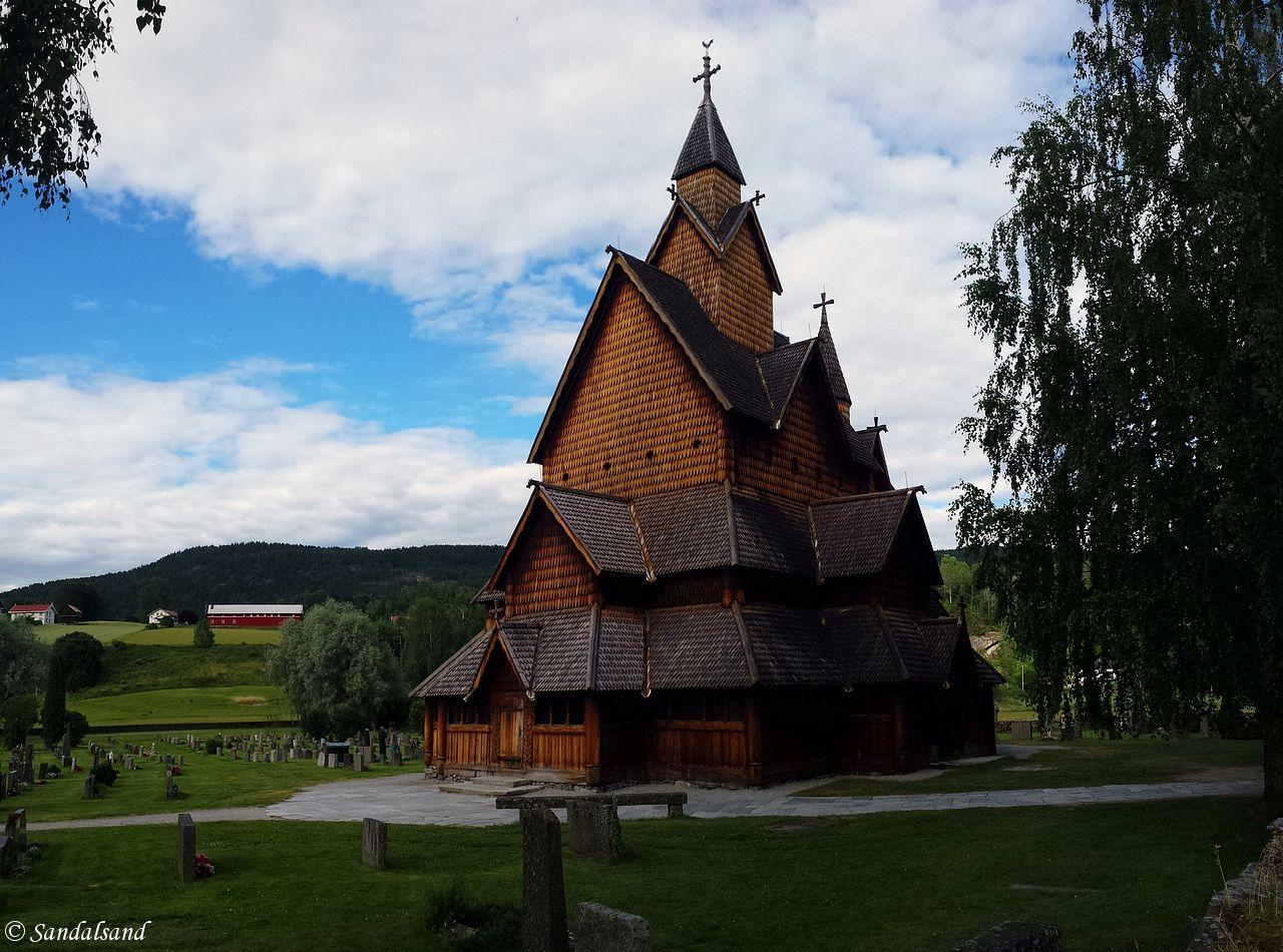 Telemark - Notodden - Heddal stavkirke